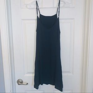 Kendall and Kylie Medium Blue Tank Dress